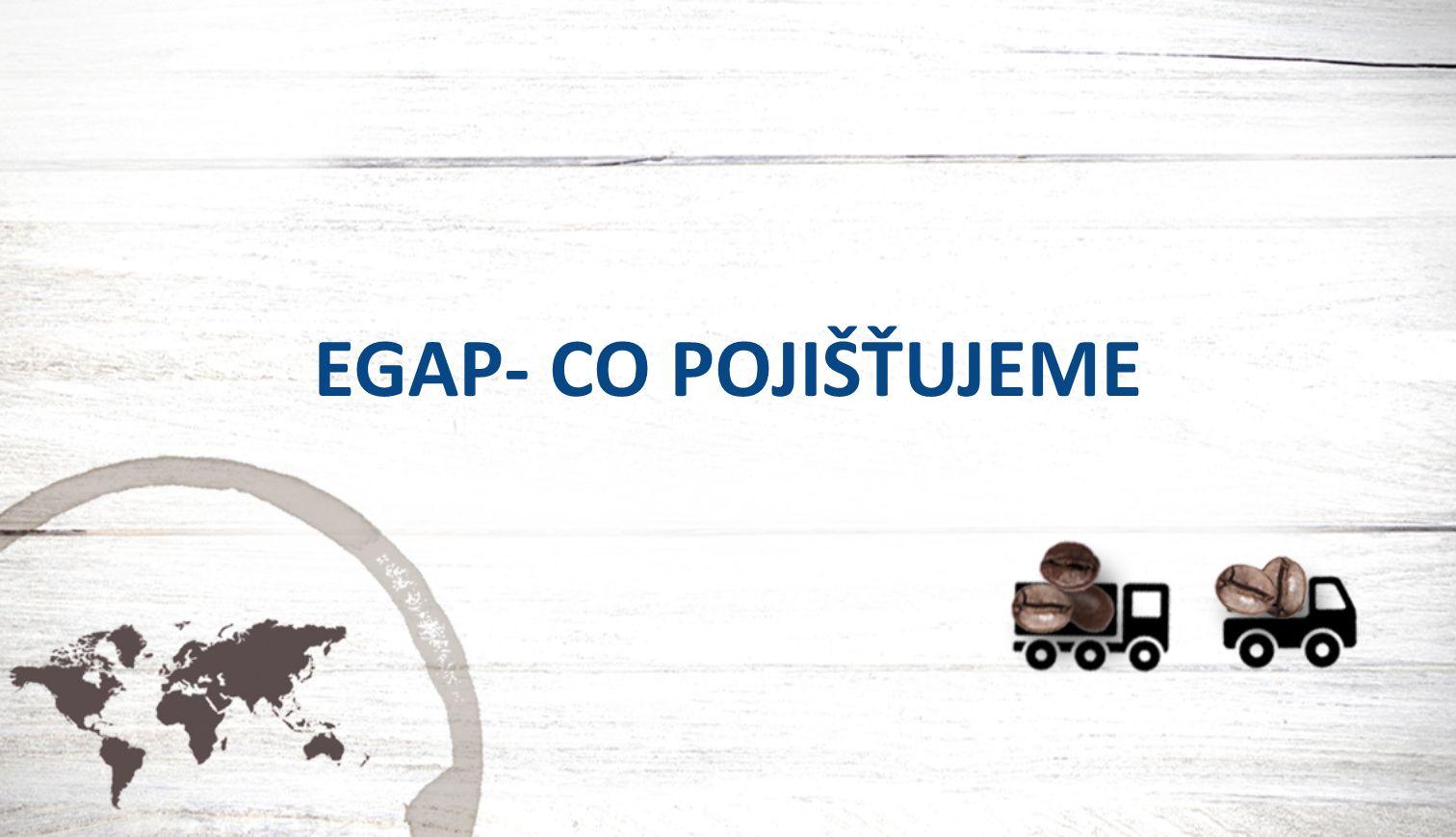 Podpora exportu/EGAP – co pojišťujeme