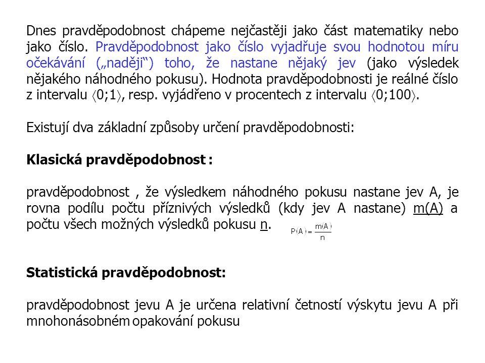 Od 90.let 20. století patří i v ČR k velmi oblíbeným tzv.