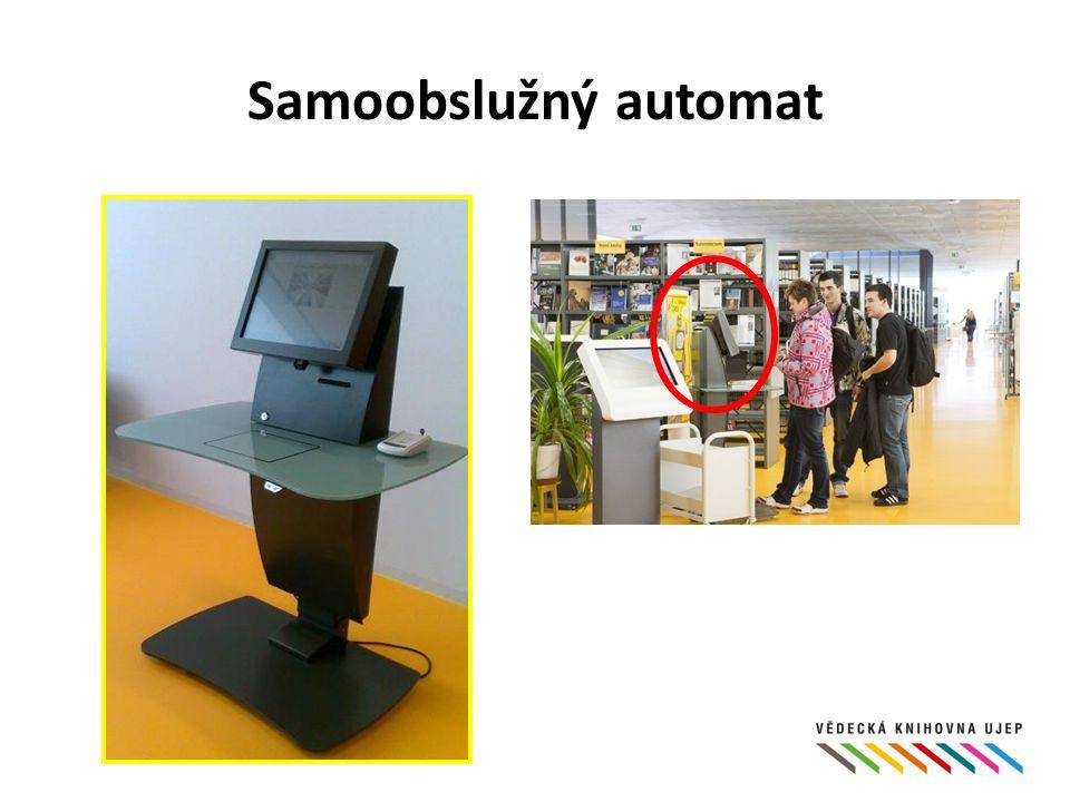 Samoobslužný automat