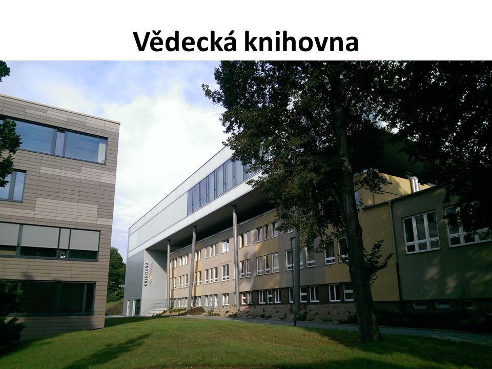 Vědecká knihovna
