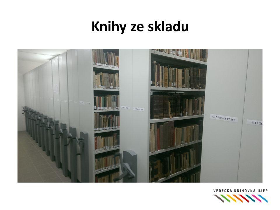 Knihy ze skladu