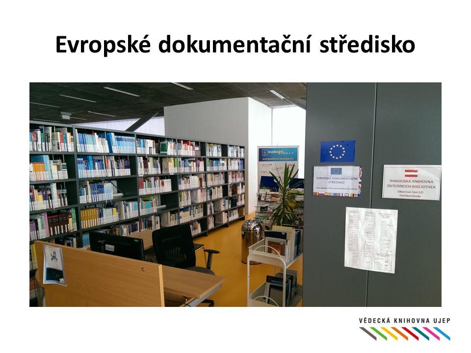 Evropské dokumentační středisko