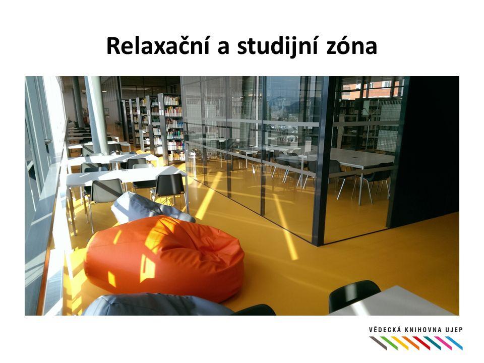 Relaxační a studijní zóna