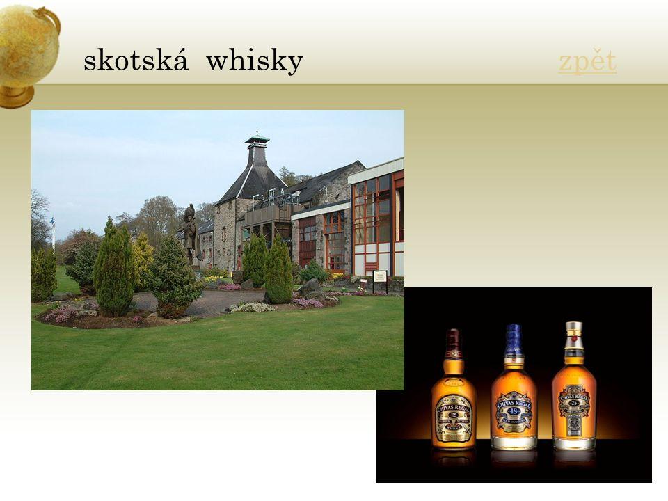 skotská whisky zpětzpět