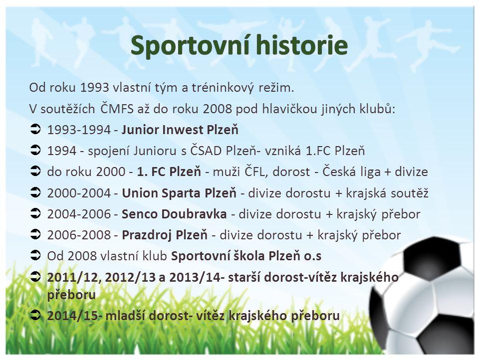 Od roku 1993 vlastní tým a tréninkový režim.