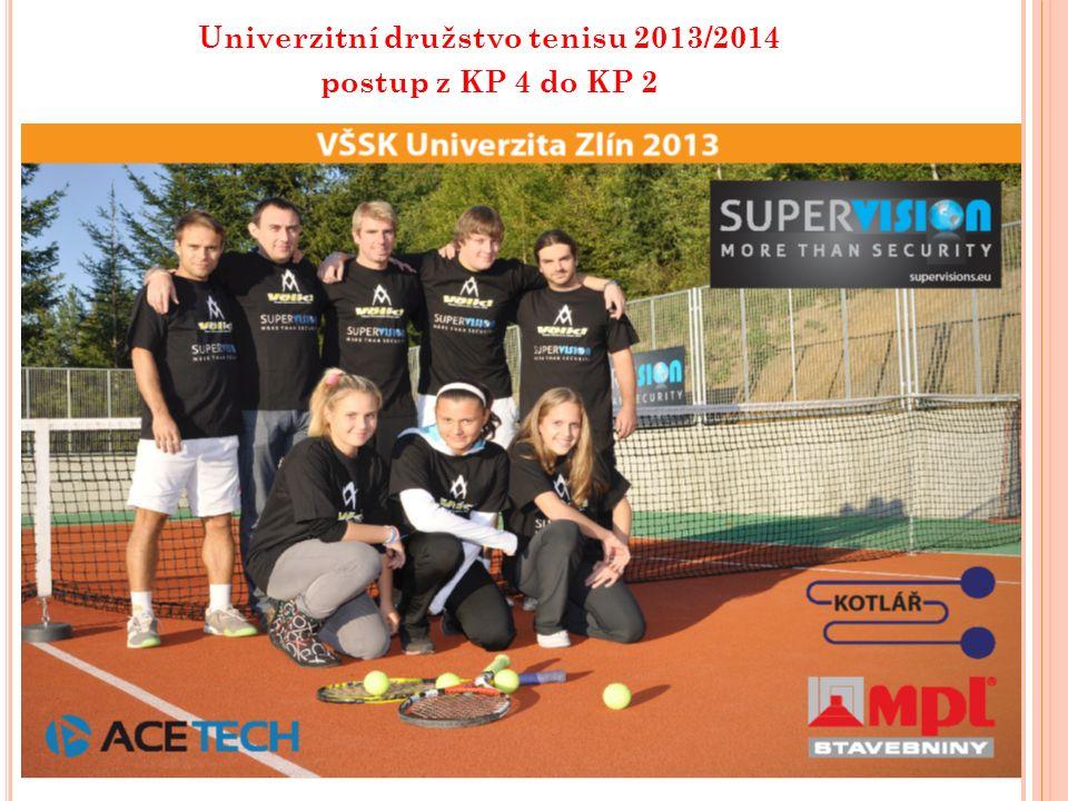 Volejbal ženy – vítězky KP 2012/13 a 2013/14
