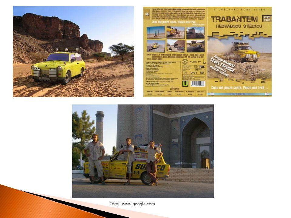 ◦ Trabant 601 Universal ◦ Celková ujetá vzdálenost: 15 422 km ◦ Trvání cesty (včetně zastávek): 50 dní 2 hodiny ◦ Maximální dosažená rychlost: 111 km/h ◦ Nejnižší dosažená cest.