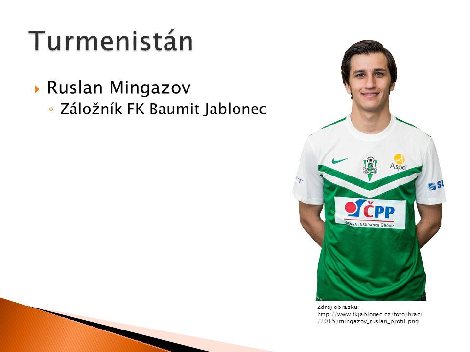  Ruslan Mingazov ◦ Záložník FK Baumit Jablonec Zdroj obrázku: http://www.fkjablonec.cz/foto/hraci /2015/mingazov_ruslan_profil.png