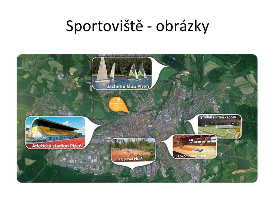 Sportoviště - obrázky