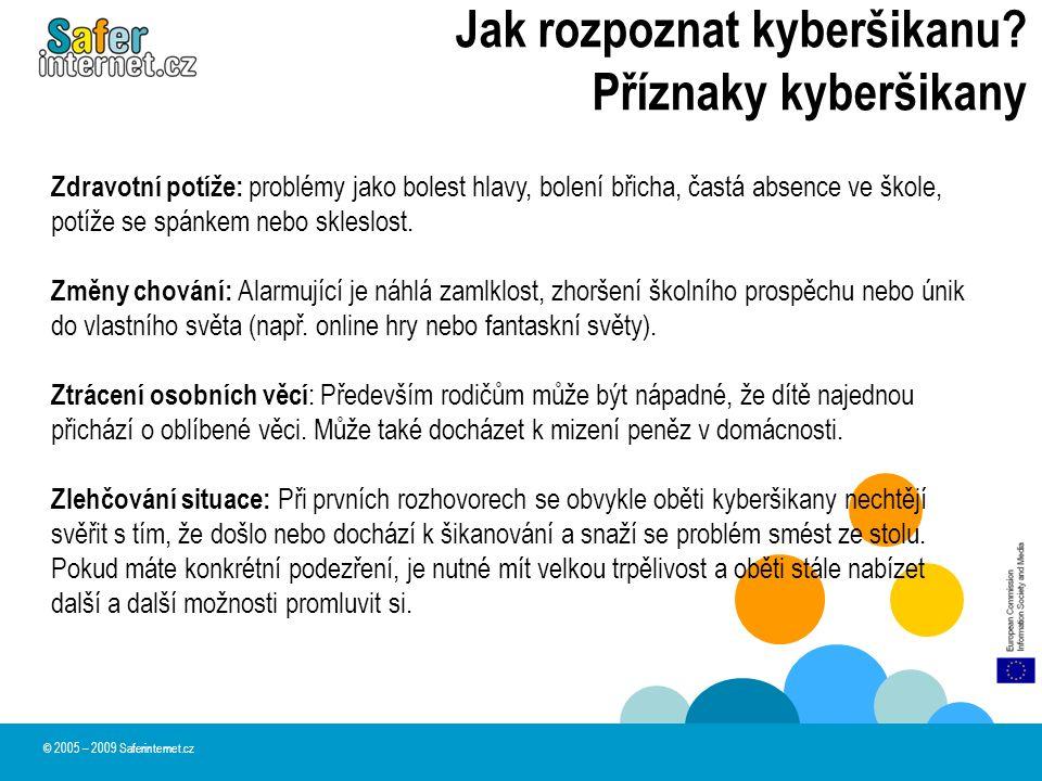 Jak rozpoznat kyberšikanu.