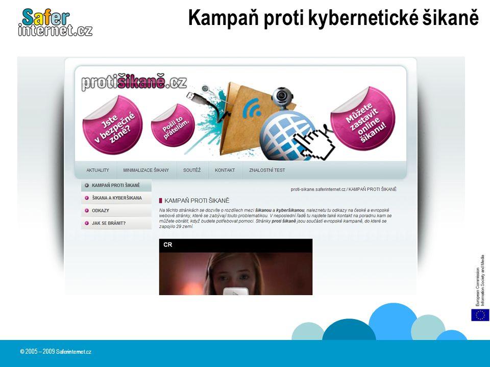 Kampaň proti kybernetické šikaně
