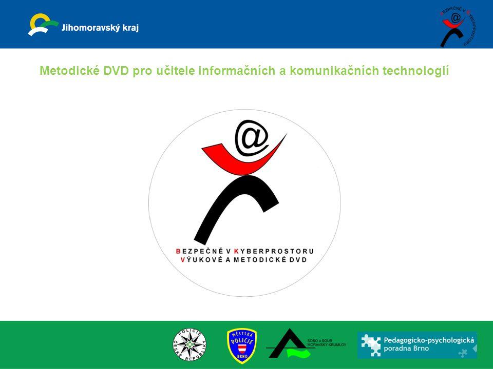 Metodické DVD pro učitele informačních a komunikačních technologií