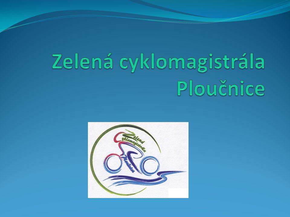 Zelená cyklomagistrála Ploučnice 3.