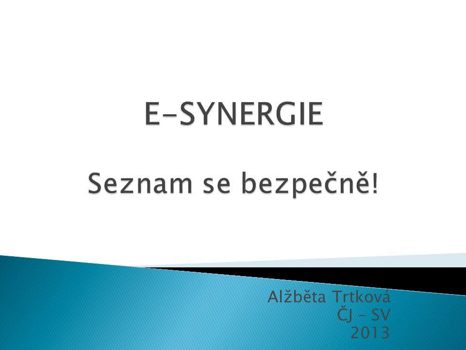 Alžběta Trtková ČJ – SV 2013