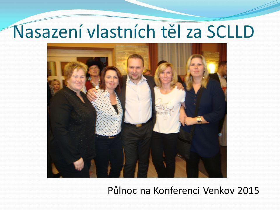 Nasazení vlastních těl za SCLLD Půlnoc na Konferenci Venkov 2015