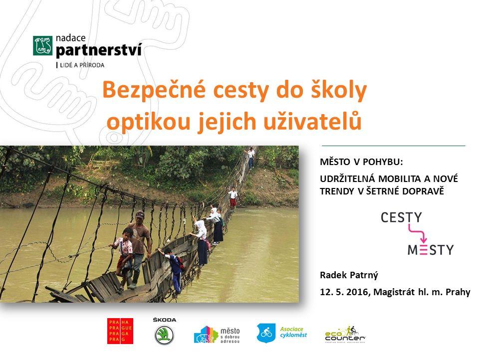 Nadace Partnerství největší česká nadace působící v oblasti udržitelného rozvoje Pomáháme lidem, aby chránili a zlepšovali svoje životní prostředí.