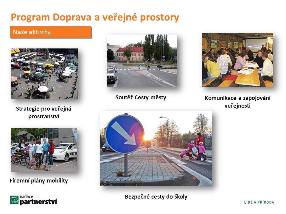"""Kampaň ZOOM – Děti v pohybu Celoevropská kampaň pro děti 4 – 12 let, od roku 2002 Motivace dětí a rodičů k šetrné mobilitě Sbírání """"zelených stop a další doprovodné aktivity s tématem ochrany klimatu a šetrné dopravy v globálním kontextu 4."""