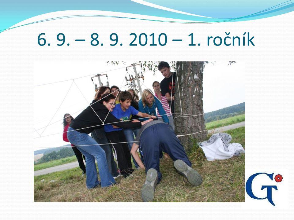 6. 9. – 8. 9. 2010 – 1. ročník