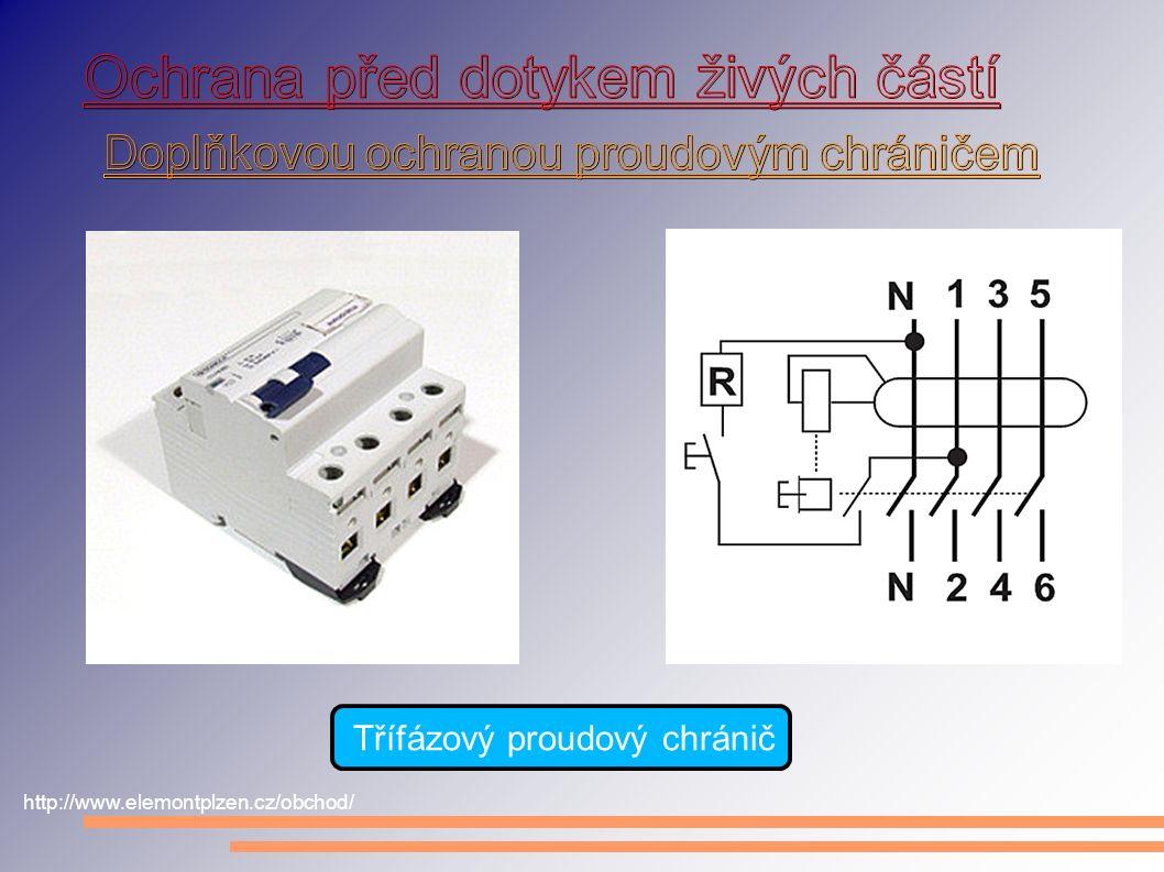 http://www.elemontplzen.cz/obchod/ Třífázový proudový chránič