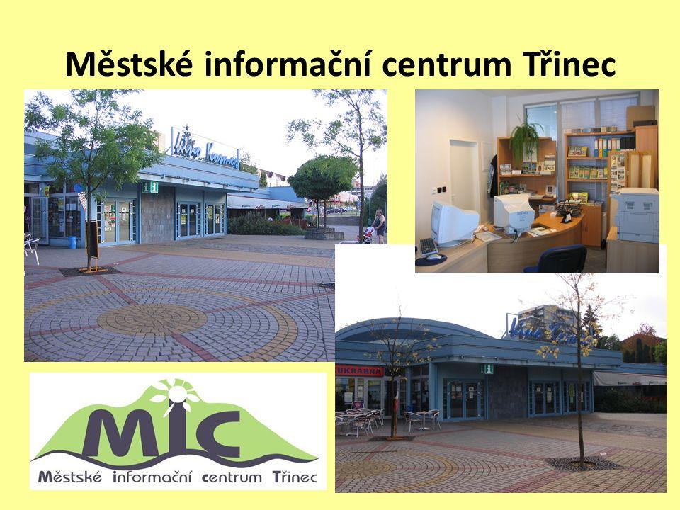 Městské informační centrum Třinec