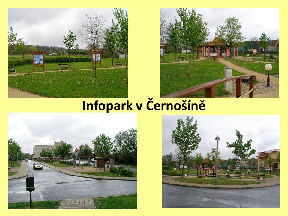 Infopark v Černošíně