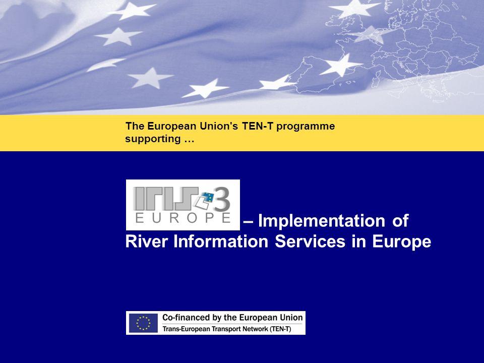 © IRIS Europe 3 I 32 Informace o plavebních značkách Na nástrojové liště, ve skupině Prvky mapy je jediné tlačítko Informace, pomocí kterého je možné zapnout funkci zobrazování detailních informací o plavebních značkách a dalších prvcích mapy.