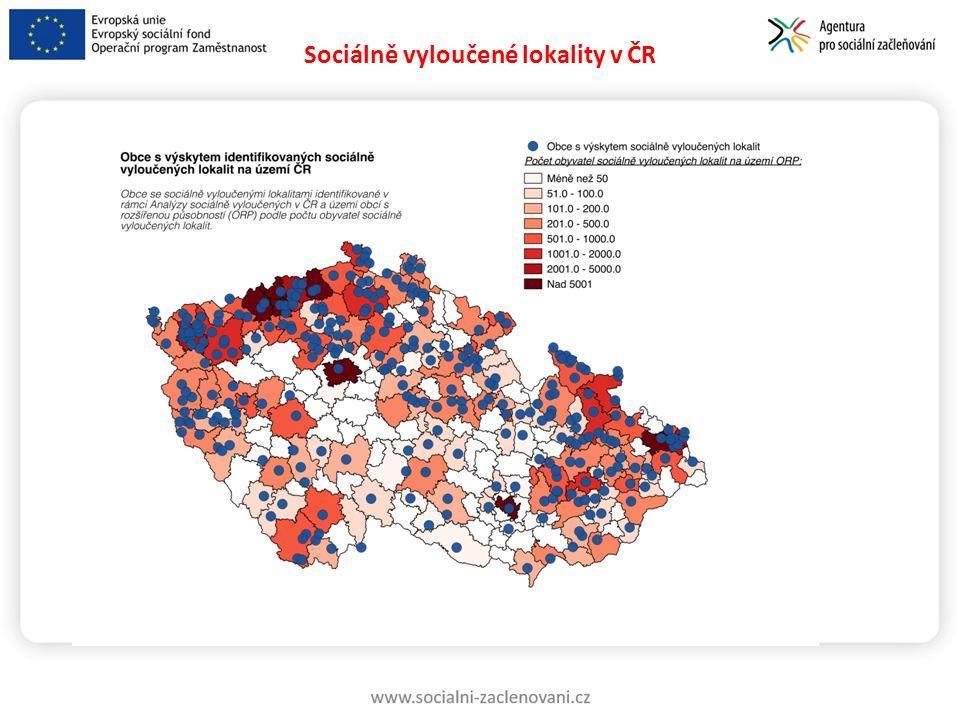 Sociálně vyloučené lokality v ČR
