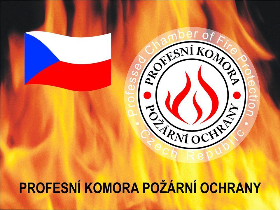 Profesní Komora Požární Ochrany / František Kregl, Vladimír Raušer