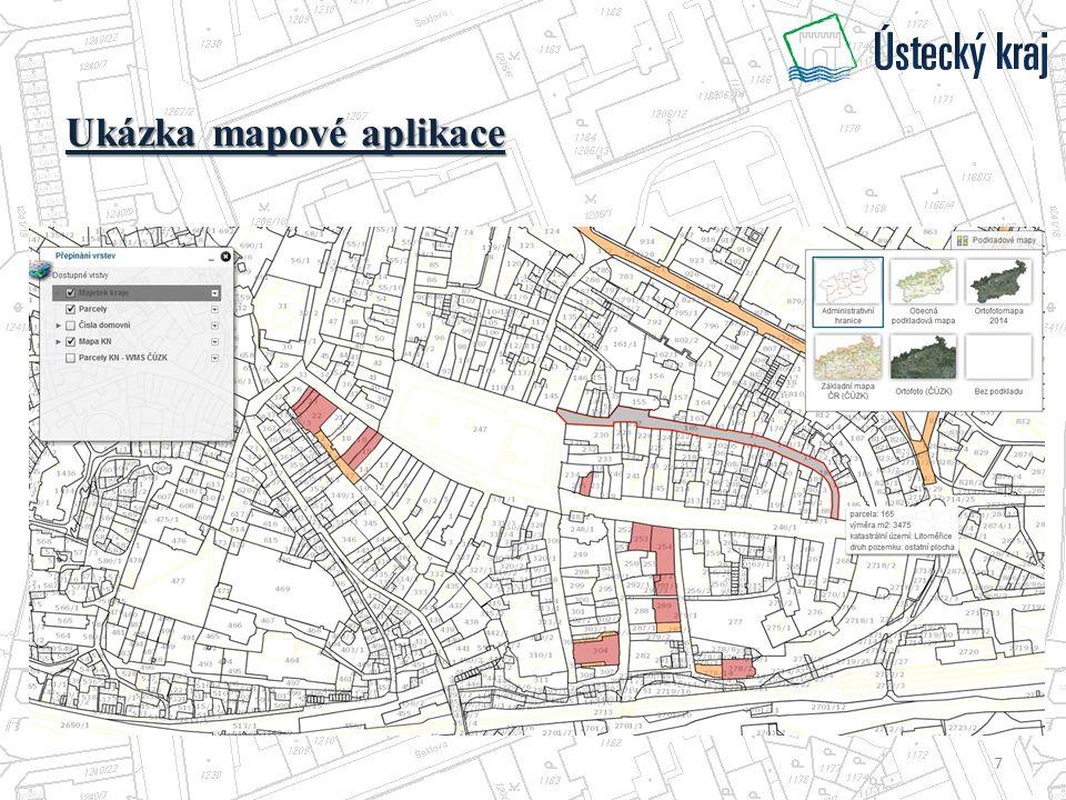 Ukázka mapové aplikace 7