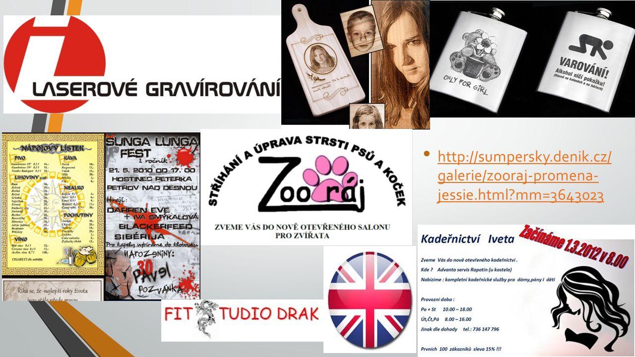 http://sumpersky.denik.cz/ galerie/zooraj-promena- jessie.html?mm=3643023 http://sumpersky.denik.cz/ galerie/zooraj-promena- jessie.html?mm=3643023