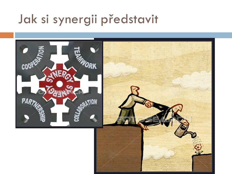 Jak si synergii představit