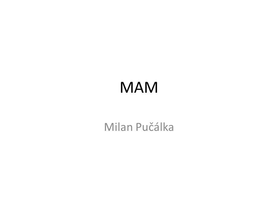 MAM Milan Pučálka