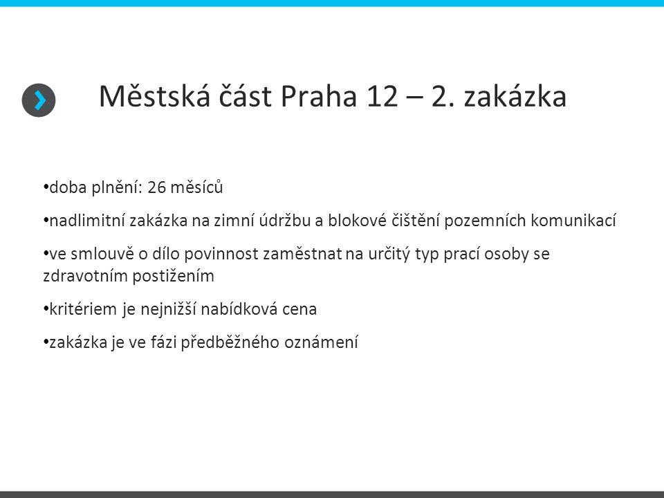 Městská část Praha 12 – 2.
