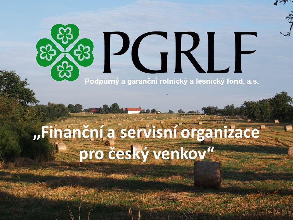 Podpůrný a garanční rolnický a lesnický fond, a.s.