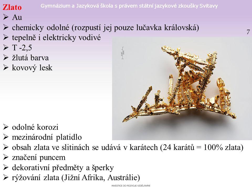 Gymnázium a Jazyková škola s právem státní jazykové zkoušky Svitavy 29.DIDIER DESCOUENS.