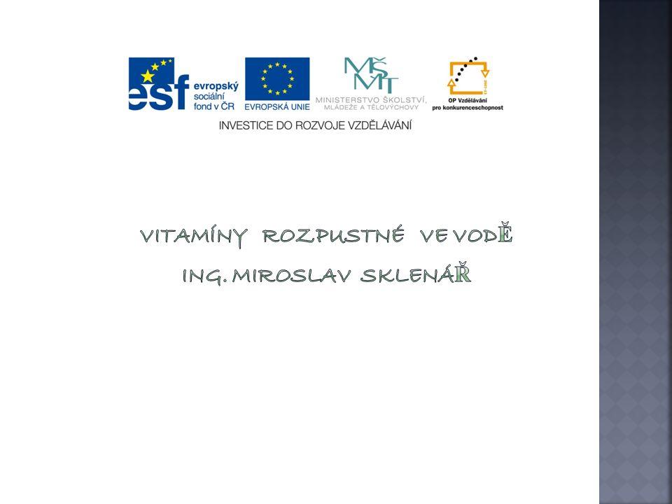 Vitamin B3  Zdroj: maso, játra, ryby, droždí, houby  Účinek: metabolismus, vliv na správnou funkci žaludku a střev, důležitý pro nervový systém  Nedostatek: deprese, poruchy spánku, poruchy soustředění, nemoc pelagra Pelagra – tzv.