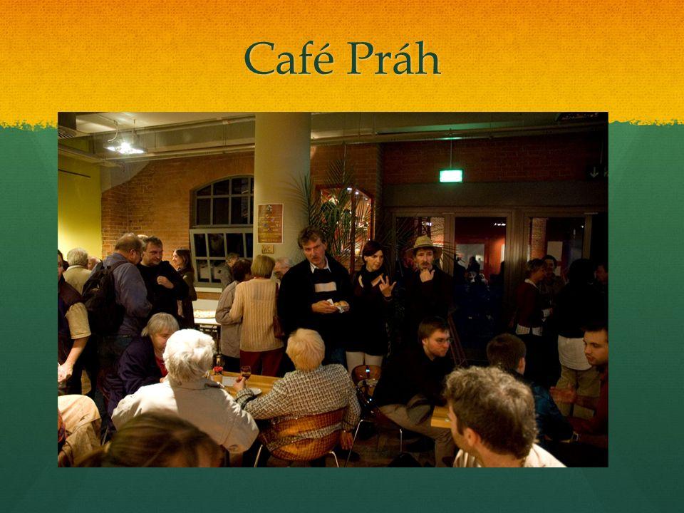 Café Práh