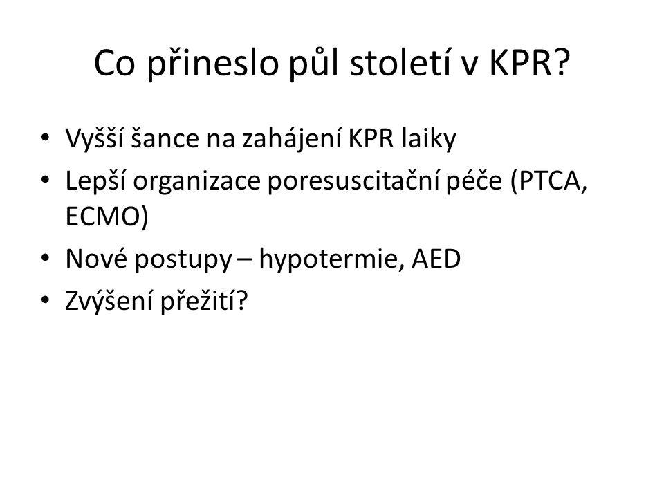 Terapeutická hypotermie – negativa Knor J., 2012 Proporcionální pokles srdečního výdeje a tepové frekvence Nárůst periferní vaskulární rezistence a indukce absolutní hypovolemie (chladová diuréza) Proarytmogenní vliv Imunosuprese Poruchy hemostázy (koagulopatie, trombocytopatie) Poruchy elektrolytů (ztráty K +, Mg 2+, Ca 2+, P - ) Nárůst insulinové rezistence, hyperglykemie Změny farmakokinetiky léků