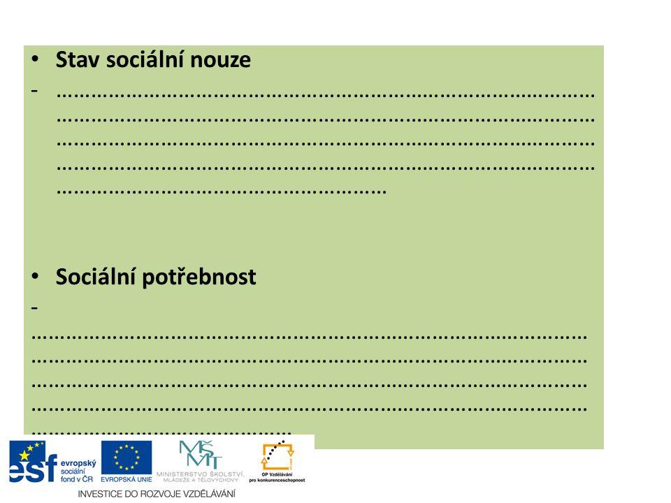 Příspěvky pro zdravotně postižené - nově Pouze 2 dávky Příspěvek na mobilitu Příspěvek na zdravotní pomůcky Nahrazení průkazů ZTP