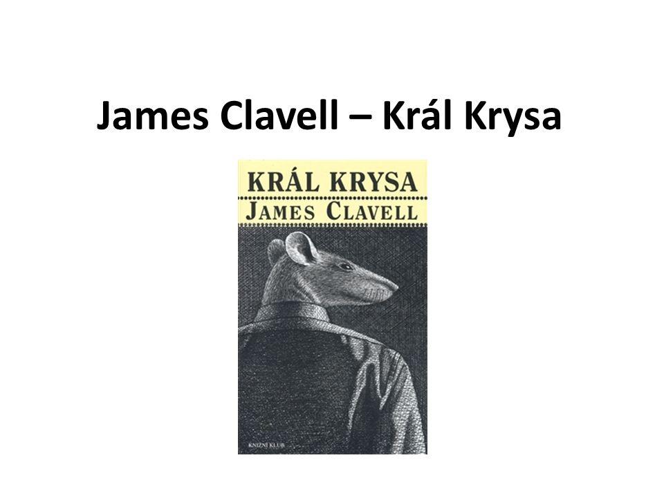 James Clavell – Král Krysa