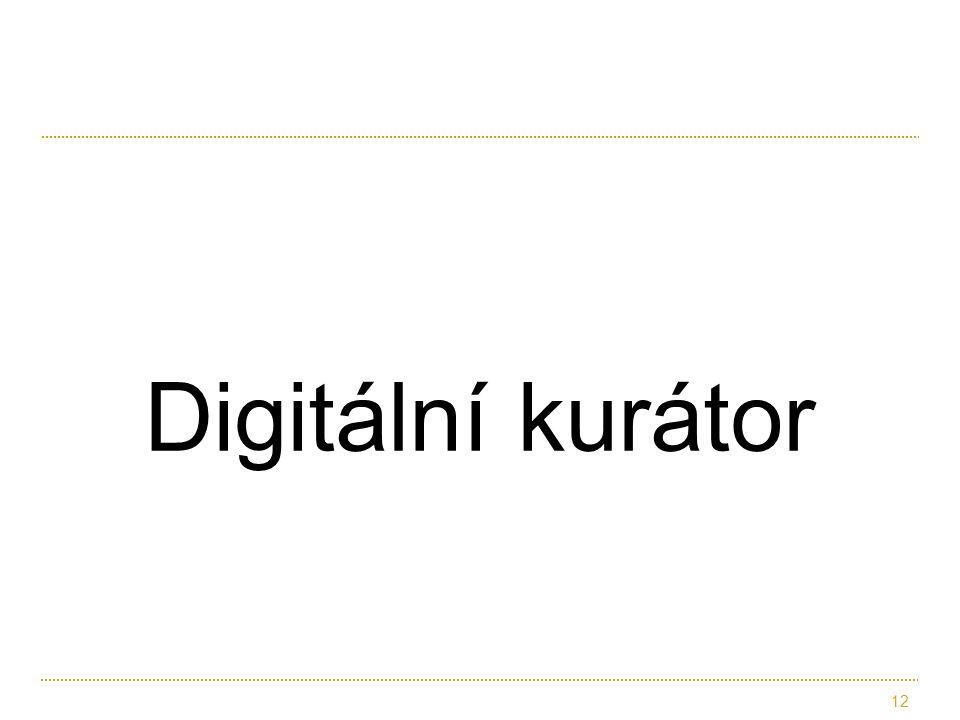 Digitální kurátor 12