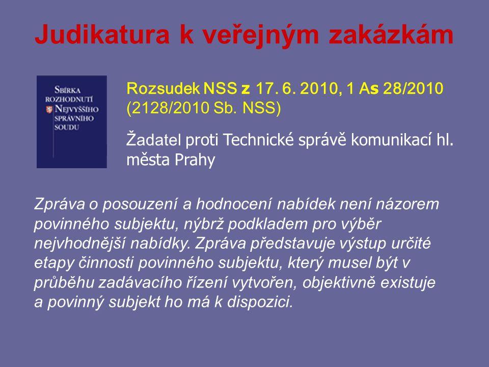 § 2 – Názory a nové informace Rozsudek NSS 7 A 3/2002 – správní žaloba ČSÚ Za právní názor nelze považovat již existující oficiální výstup povinného subjektu.