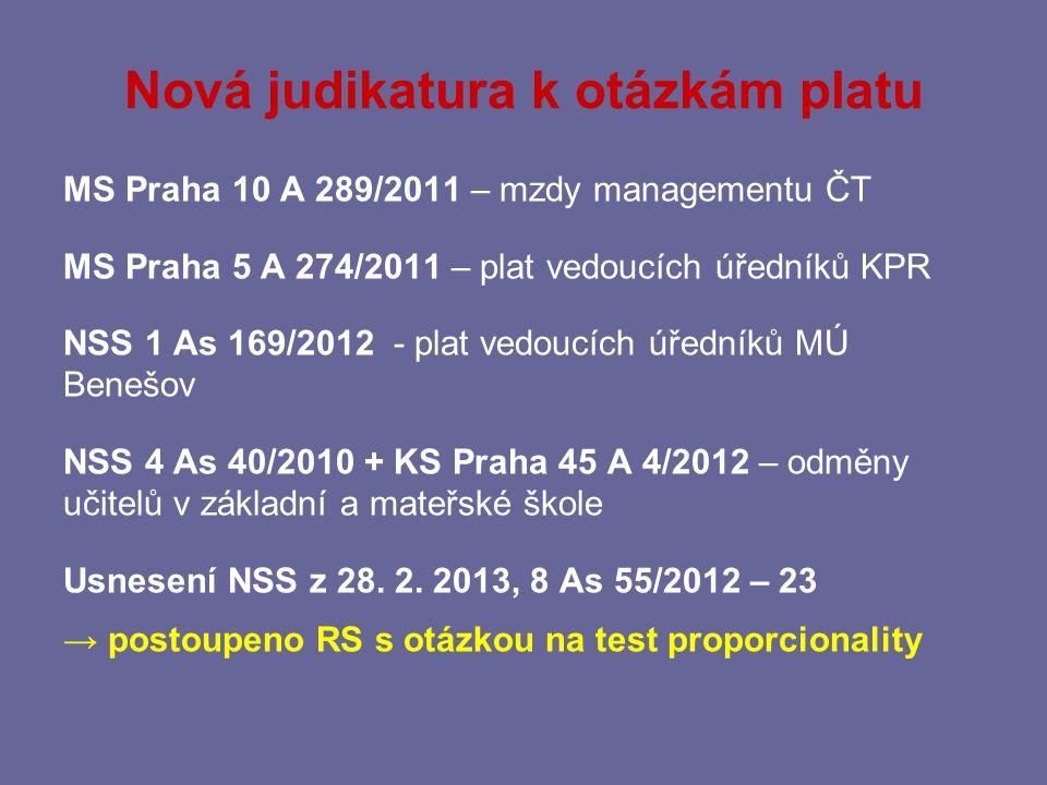 Rozsudek Nejvyššího správního soudu z 27. 5.