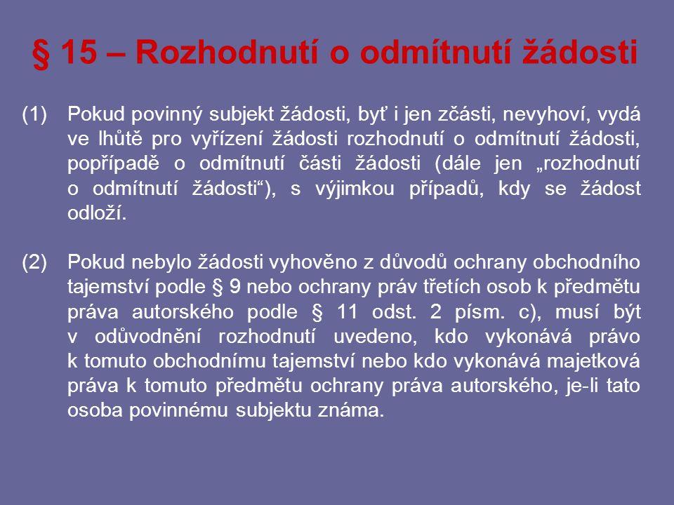 § 14 odst.