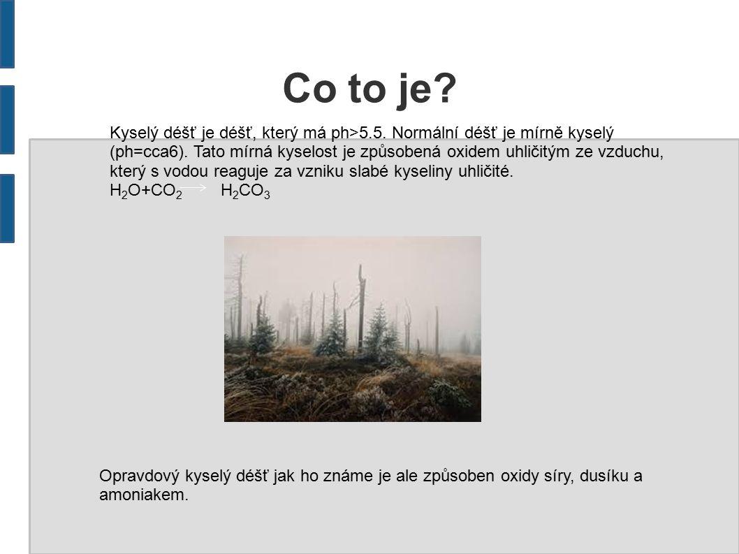 Vznik V tepelných elektrárnách se spaluje hnědé uhlí, které obsahuje až 2% síry.