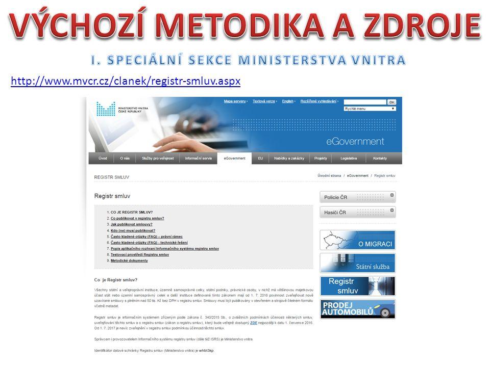 http://www.mvcr.cz/clanek/registr-smluv.aspx