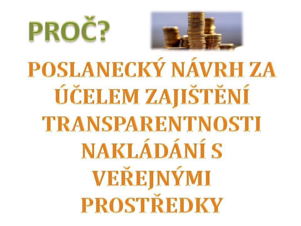 Dle § 10d zákona č.250/2000 Sb. (ZORP) je poskytovatel dotace povinen zveřejnit dotaci nad 50 tis.