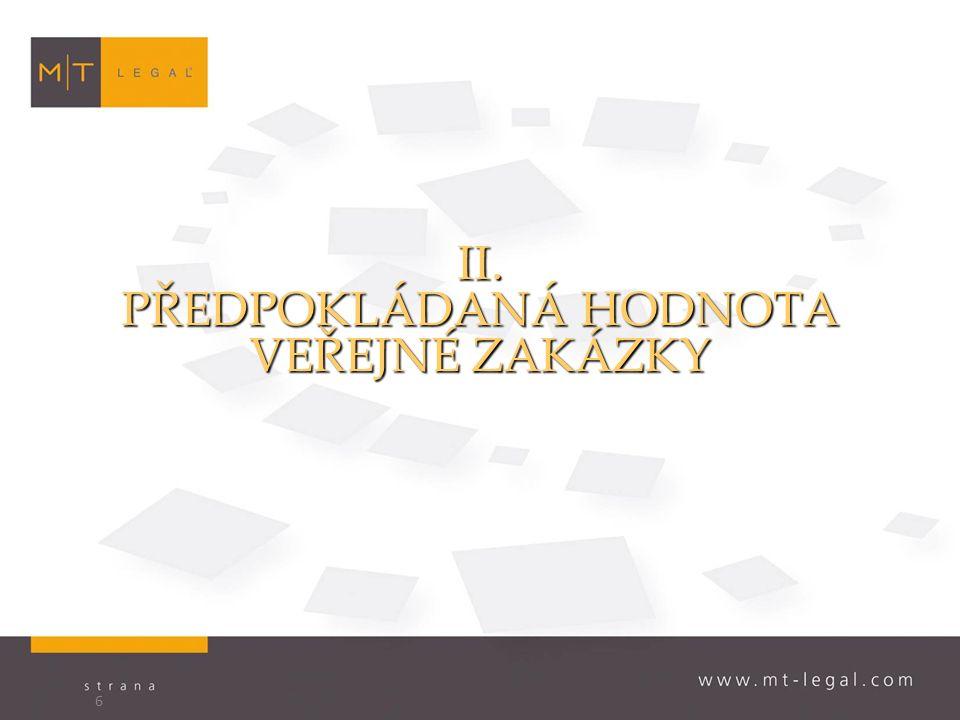 Změny prahových hodnot – VZMR (§ 12 odst.2 a 3 ZVZ) 1.4.2012 - 31.