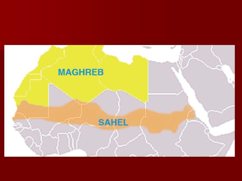 Přírodní podmínky 1.Úzký pás u Středozemního moře – příjemné subtropické klima 2.
