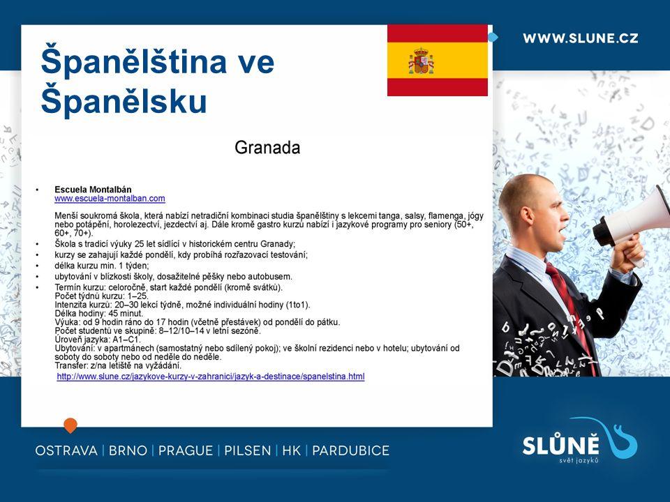 Španělština ve Španělsku